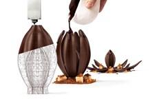 Csokoládé 3D-nyomtatóból? Simán!