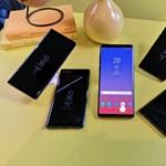 Meddig bírja egy töltéssel? Tesztelték a Samsung Galaxy Note9 akkumulátorát