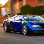 Alig használt Bugatti Veyront kínálnak eladásra