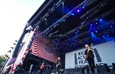 A Franz Ferdinand énekese a Sziget után ismét mogyoróallergiás rohamot kapott