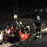 Tragédia az M43-ason: a holttesteket a jövő hétig szállítják Romániába