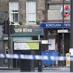 Londoni merénylet: tizenkét embert őrizetbe vettek