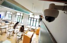 Mégsem kamerázzák be az iskolákat