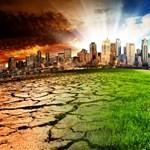 Minden idők harmadik legmelegebb éve volt 2020