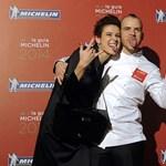 A Michelin spanyol csillagai