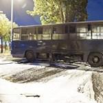 Örüljön, hogy nem ült ezen a buszon!