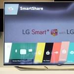 Gyorsabbak lesznek az LG tévék