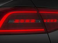 A VW új hátsó lámpáját okostelefonról lehet személyre szabni - önnek hogy tetszik?