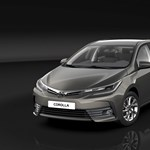 Nyáron érkezik a megújult Toyota Corolla