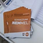 Veszprémben a KDNP katolikus érseki gyűlöletkeltéssel kampányol kvótaügyben