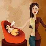 Állami szülészet: szinglik kíméljenek!