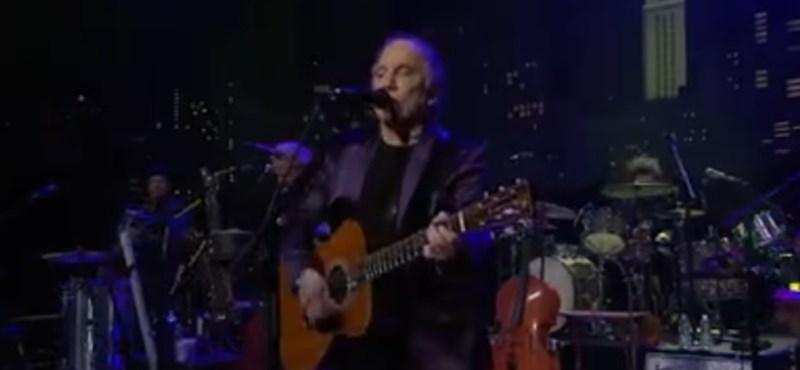 Hello darkness, my old friend - Paul Simon 75 éves