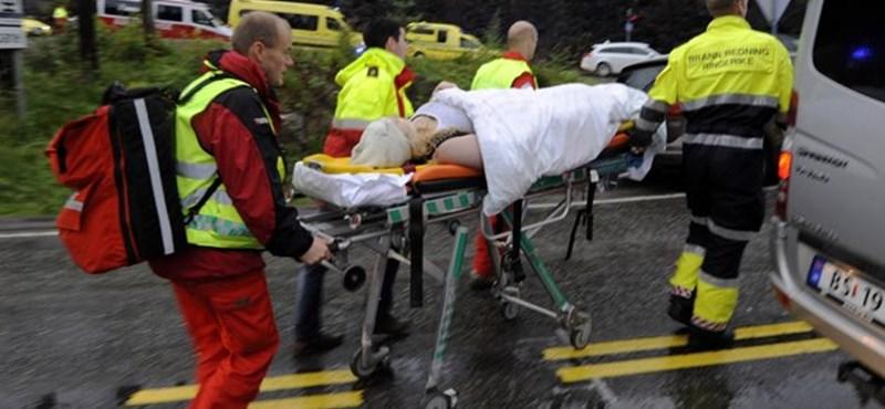 Pokolgép és ámokfutás Norvégiában