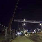 Fantasztikus time-lapse videót készítettek a Sasadi úti felüljáró költözéséről