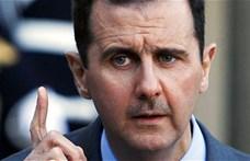"""Aszad: """"az amerikaiak csak zsebre teszik önöket"""""""