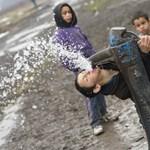 Minden csepp víz kincset ér - Nagyítás-fotógaléria