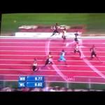 Usain Bolt újabb nagy futása - videó