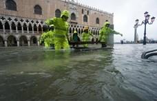 Meghalt két idős ember Velencében az árvíz miatt