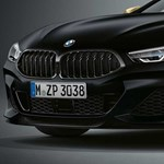 Szolid arannyal emeli a BMW a 8-as kupé eleganciáját