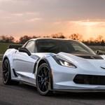 Zseniális videó: 5 percben a Corvette sportkocsi 65 éve