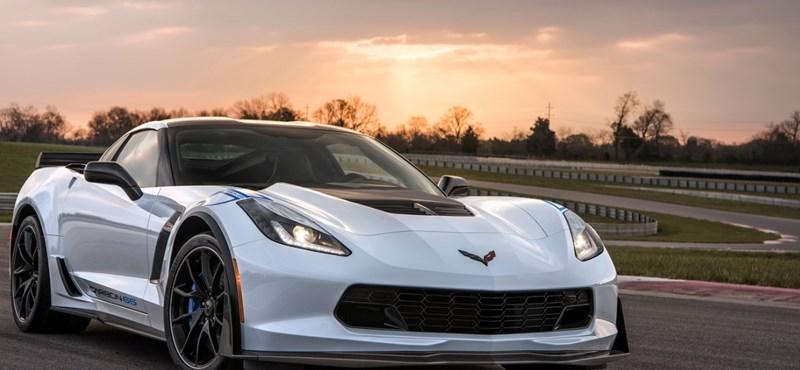 Autó  Zseniális videó  5 percben a Corvette sportkocsi 65 éve - HVG.hu ccbf4b6564