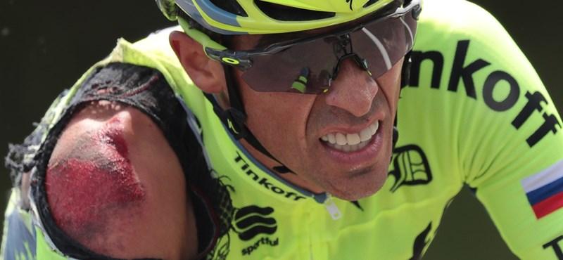 Visszavonul a kétszeres Tour de France-győztes kerékpáros