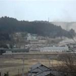 Új, megrázó videó a cunami elől menekülőkről