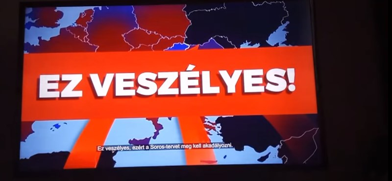 Egy félrefordítás miatt sorosozik Orbán