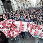 Egyetemfoglalással csapnak oda a kormánynak a dühös hallgatók - körkép