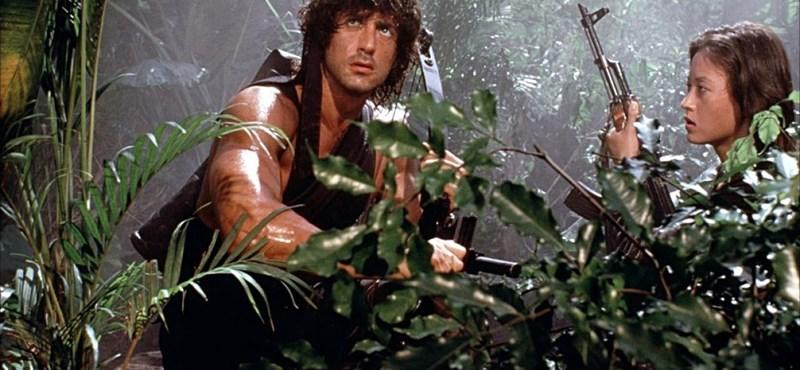 Már csak néhány hónap, és mozikba kerül a Rambo ötödik része