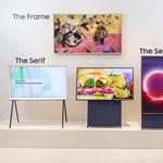 A Samsung azt mondja, ez már a jövő tévéje