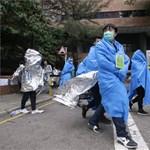 Bevették a műszaki egyetemet a hongkongi tüntetők: erős képek