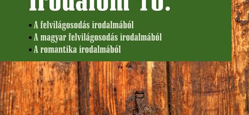 A nap képe: pénisz került a tizedikes irodalomkönyv címlapjára