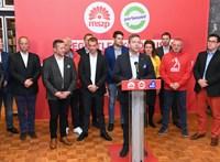 Az MSZP-vezetés nem mond le, később döntik el, kit küldenek az EP-be
