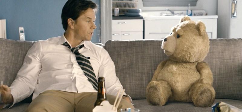 Börtönbe mehet a férfi aki kivette a Tedet DVD-n, de sosem vitte vissza