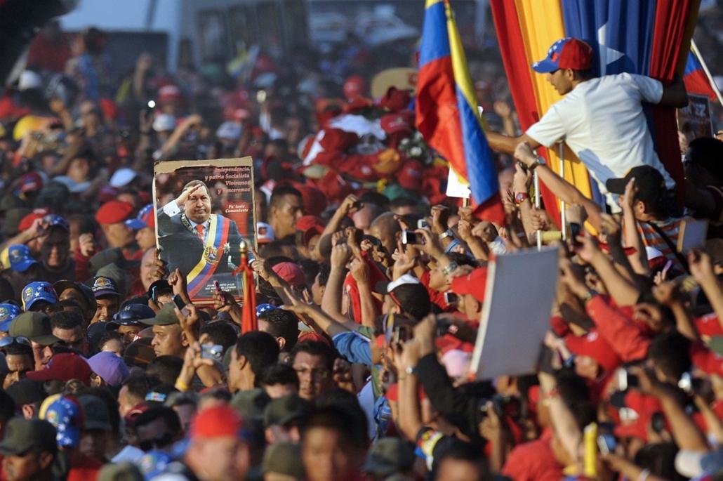 meghalt Hugó Chávez, Hugo Chavez