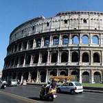 Szép lassan összedőlhet a Colosseum
