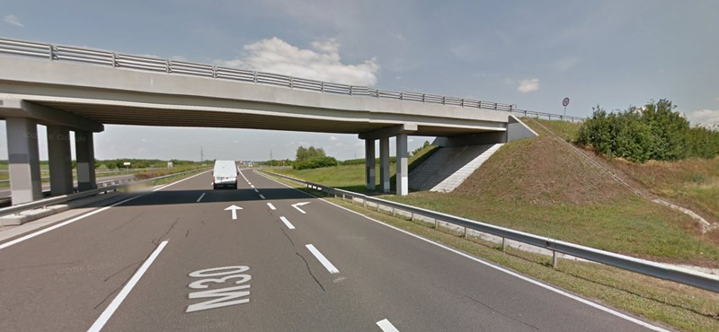 Új autópálya épül Miskolcnál