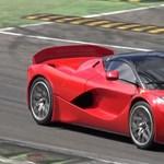 Így ordít a készülő legveszedelmesebb Ferrari - videó