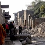 Örökre eltűnhet Pompei