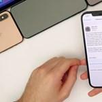 Frissítse az iPhone-ját, hogy utána akár arcmaszkban is fel tudja oldani a lezárt képernyőt