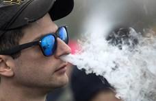 Mire számíthatnak az e-cigit szívók a koronavírus-járvány idején?