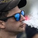 Csütörtöktől tilos az e-cigaretták jelentős részének forgalmazása