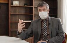 Hűtlen kezelés gyanúja merült fel a 210 millióért megvásárolt kínai maszkgyártó gép ügyében