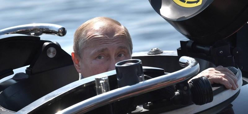 Új nukleáris rakéták fejlesztésébe kezdhetnek Putyinék