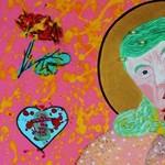 A művészet csodája: Trump a Gyöngyhajú lányt énekli DrMáriásnál