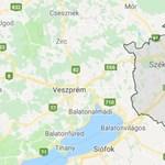 Hármas karambol miatt áll az M7-es Székesfehérvárnál