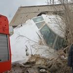 Házakra zuhant egy repülő Kirgizisztánban, sok lakó meghalt