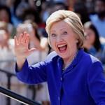 Hillary Clinton elfogadta az elnökjelöltséget