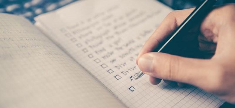 Feladatlista felvételizőknek: mire kell odafigyelni a következő hónapokban?